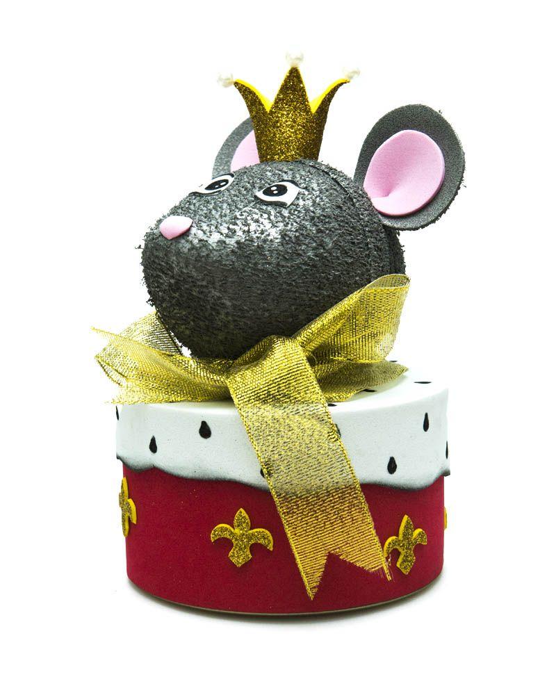 Творч Набор из фоамирана Шкатулка Мышиный король