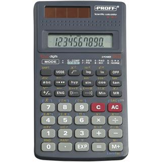 Калькулятор научный 10+2 разр. Proff 139 функ.
