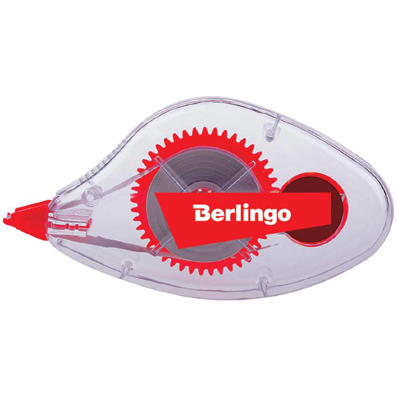 Штрих-лента Berlingo 5мм*8м