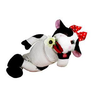 """Анимированная игрушка G1162R Корова """"Очи черные"""""""