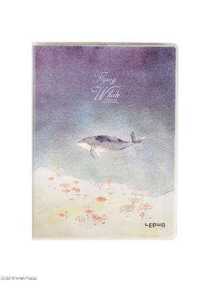 Зап. книжка А6 Акула