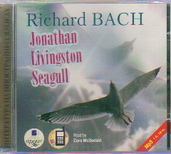 CD Richard Bach. Jonathan Livingston Seagull