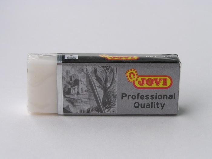 Ластики 2шт Jovi Professional Quality