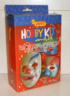 Набор д/лепки маски Hobby Kit Mask