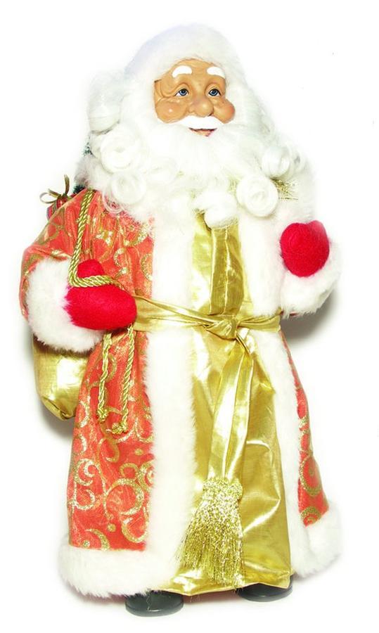 Игрушка новогодняя Дед Мороз 153см