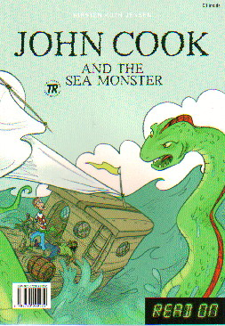 John Cook and the Sea Monster / John Cook Meets a Mermaid