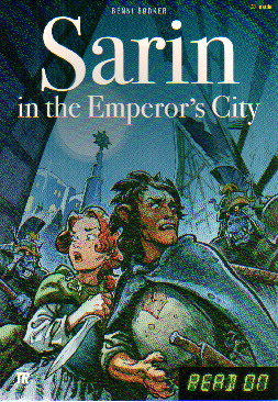 Sarin in The Emperor's City