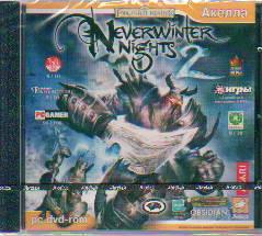 DVD Neverwinter nights 2.
