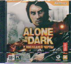 DVD Alone in the dark: У последней черты (18+)