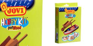 Набор д/лепки Hobby Kit PatWood древесная паста