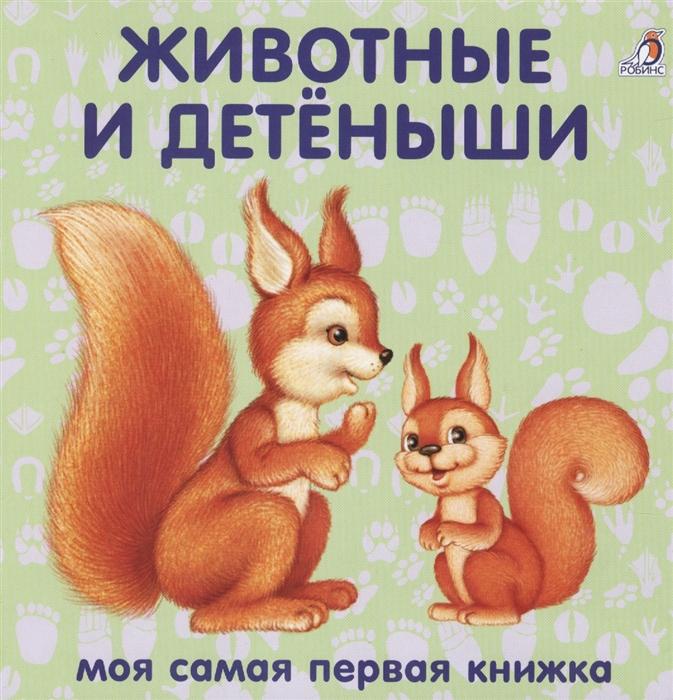 Животные и детеныши