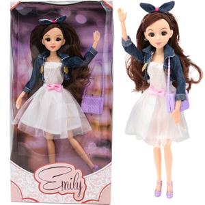 Кукла Эмили 29см шарнирная на вечеринке