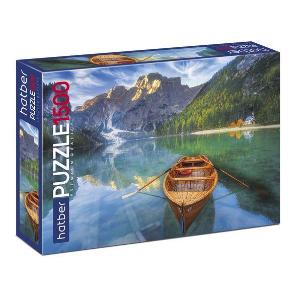 Пазл 1500 Горное озеро