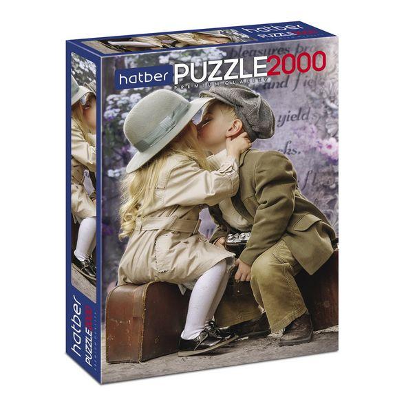 Пазл 2000 Первая любовь
