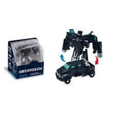 Трансформер Робот-машина, подвижные суставы