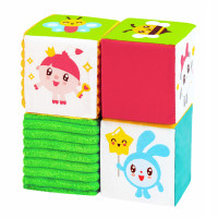 Кубики Мякиши: Малышарики