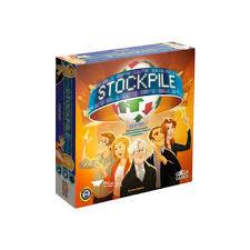 Игра Настольная Биржа Stockpile