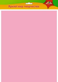 Творч Фоамиран 50*70см Розовый, 0,7мм