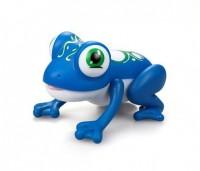 Интерактивная Лягушка Глупи синяя пластмас свет, звук