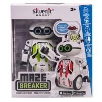 Робот Мэйз Брейкер зеленый пласт свет звук
