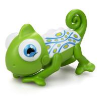 Интерактивная Хамелеон Глупи зеленый пласт
