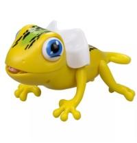 Интерактивная Ящерица Глупи желтая пласт