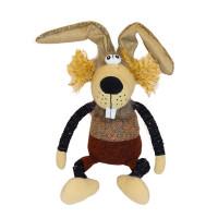 Мягконабивная Кролик Робин 19см