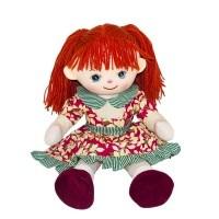 Мягконабивная Кукла Рябинка 40см