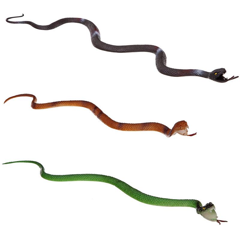 из ПВХ Змеи 3 вида