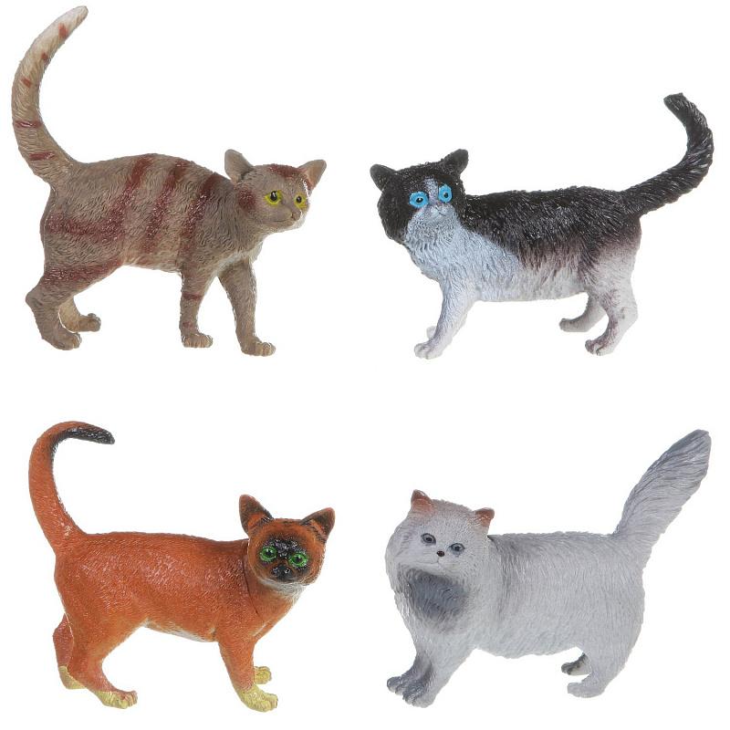 из ПВХ Кошки 4 вида