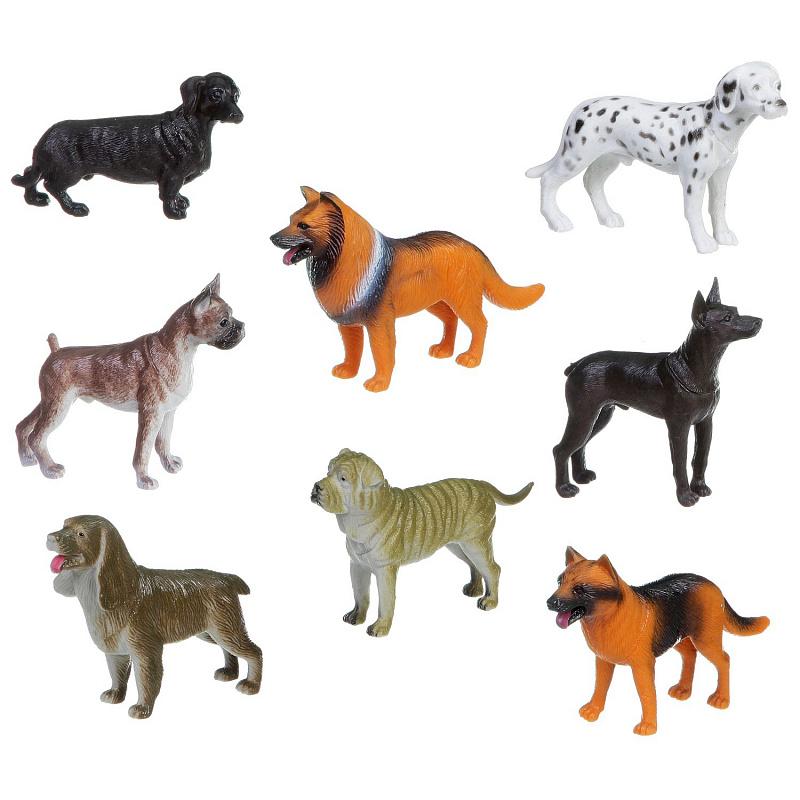 из ПВХ Собаки 8 видов