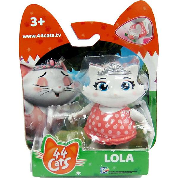 Фигурка 44 котенка Лола 7,5см пласт