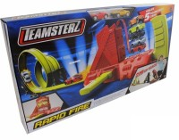 Набор Трек супер-скоростной Teamsterz пласт, металл