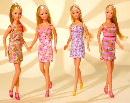 Кукла Штеффи в летней одежде 2 вида 29см