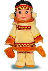 Кукла Веснушка Весна Северянка
