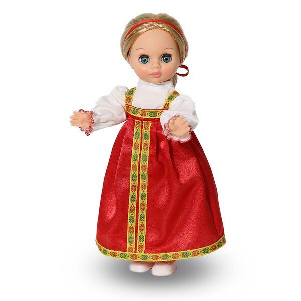Кукла Эля в русском костюме