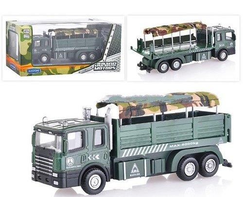 Машина Military Autotruck для перевозки солдат 1:48