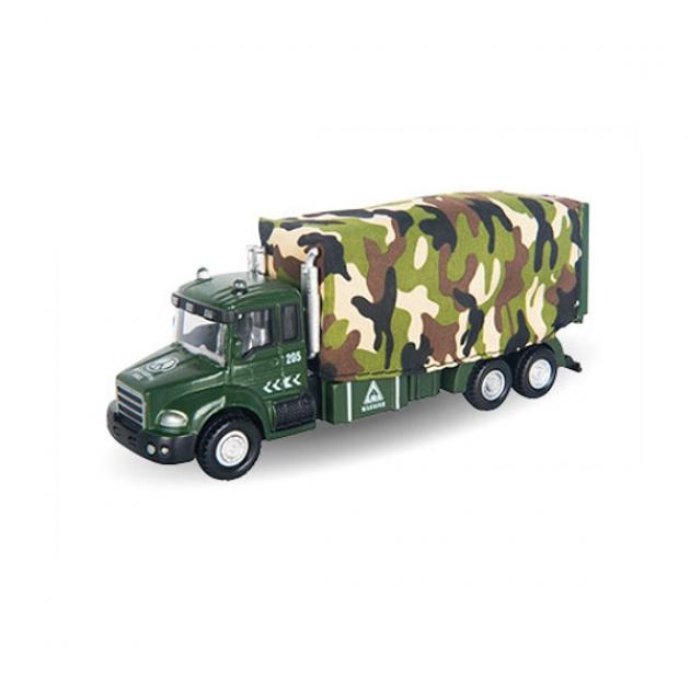 Машина Military Truck с тентом 1:48