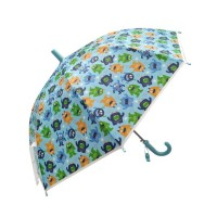 Зонт детский Монстрики 48см свисток, полуавтомат