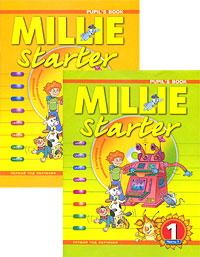 Millie Starter. 1 кл.: Учебник. Первый год обучения. В 2-х ч