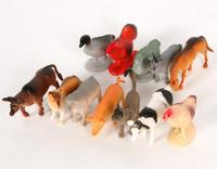 набор Диалоги о животных Домашние животные 12шт. 5 см. ПВХ