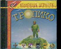 """CD Тропико: Лицензионная копия игры от """"1С"""""""