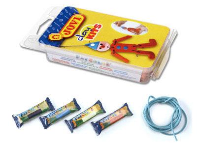 Набор д/лепки Jovi Patcolor Clay Kits Буратино