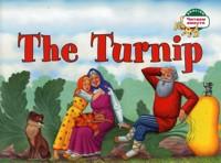 Репка. The Turnip: На английском языке