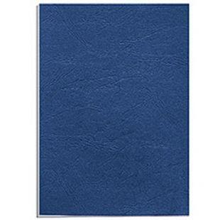 Обложка д/переплета А4 100л Дельта синий Royal