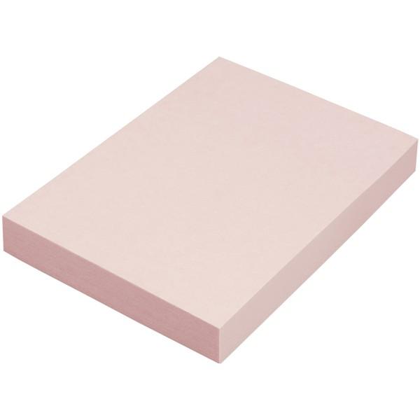Блок липкий 76*127 100л Proff пастель розовый