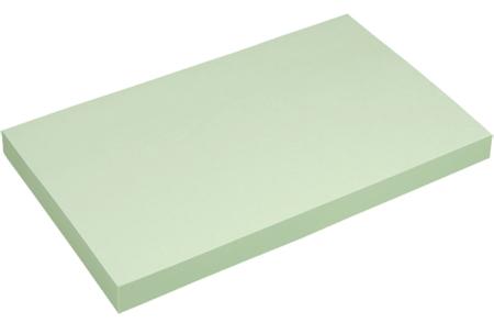 Блок липкий 76*127 100л Proff пастель зеленый