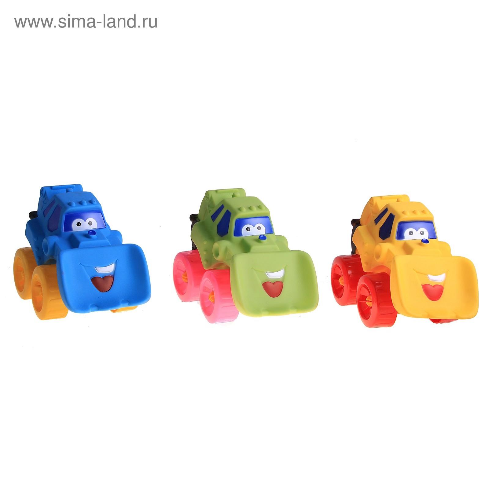 Игрушка Машина Бульдозер