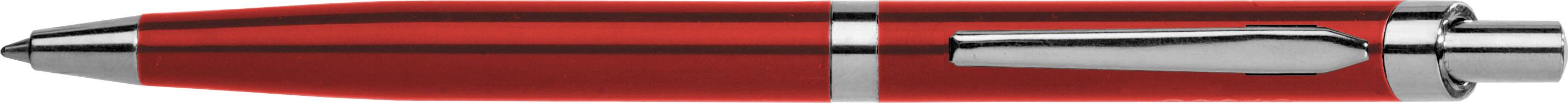 Ручка подар. EK Incanto NT-120 автомат, корпус красн с желт метал.