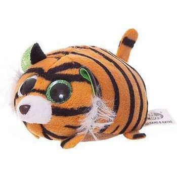Игрушка мягконабивная Тигр-кругляшок (музык.)